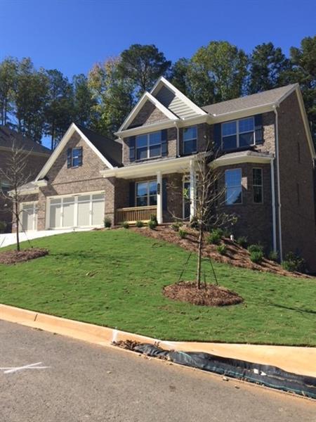 1335 Levine Lane, Kennesaw, GA 30152 (MLS #6024982) :: RE/MAX Paramount Properties
