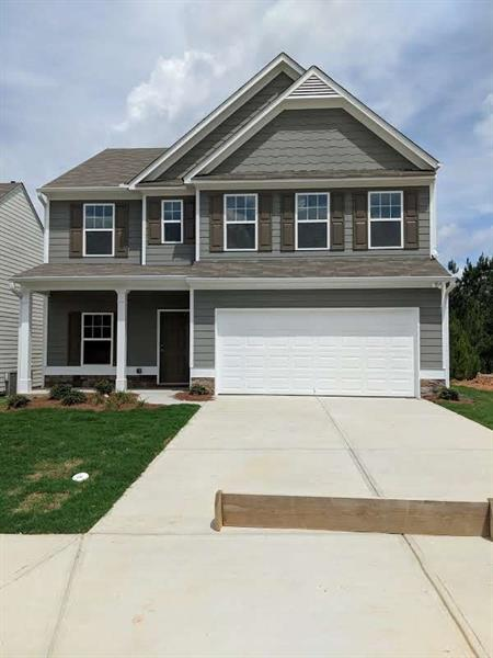 64 Boxwood Way, Dallas, GA 30132 (MLS #6026694) :: North Atlanta Home Team