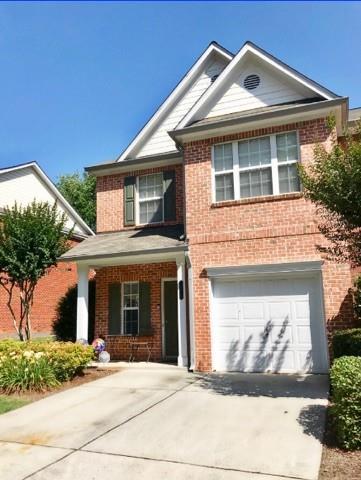 3825 Pleasant Oaks Drive, Lawrenceville, GA 30044 (MLS #6028465) :: North Atlanta Home Team
