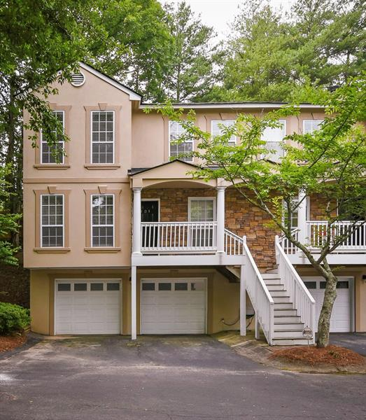 101 Masons Creek Circle, Sandy Springs, GA 30350 (MLS #6028523) :: North Atlanta Home Team