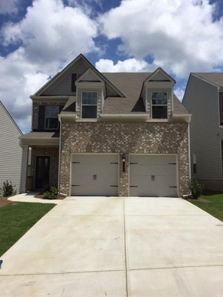 269 Hardy Water Drive, Lawrenceville, GA 30045 (MLS #6028715) :: The Bolt Group