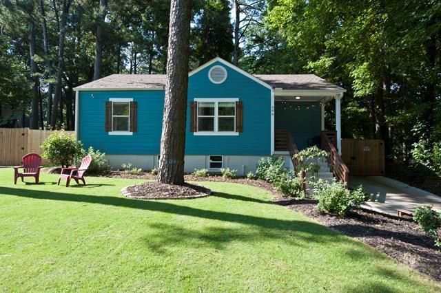 386 Eleanor Street SE, Atlanta, GA 30317 (MLS #6028783) :: Five Doors Roswell | Five Doors Network