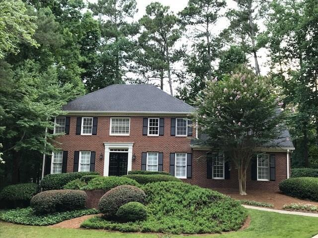 1947 Willeo Creek Point, Marietta, GA 30068 (MLS #6028934) :: RCM Brokers