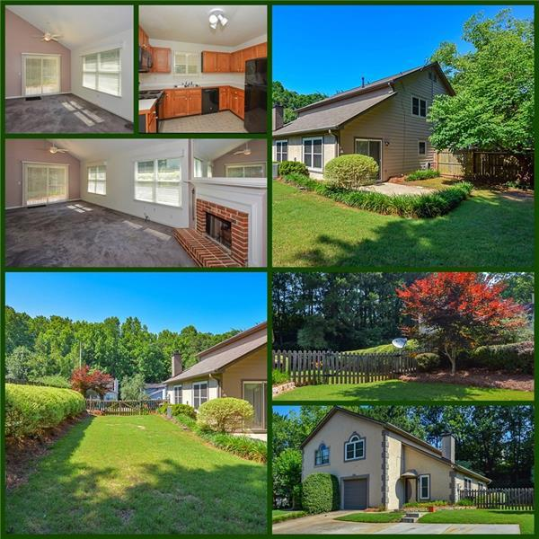 4205 Lakes End Drive NW, Kennesaw, GA 30144 (MLS #6029341) :: North Atlanta Home Team