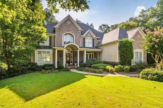 4195 Bristlecone Court NW, Marietta, GA 30064 (MLS #6029344) :: RE/MAX Paramount Properties