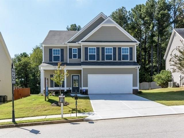 48 Boxwood Way, Dallas, GA 30132 (MLS #6029447) :: North Atlanta Home Team
