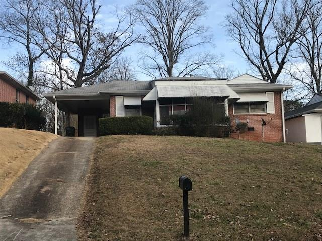 2184 Springdale Road SW, Atlanta, GA 30315 (MLS #6029570) :: RCM Brokers