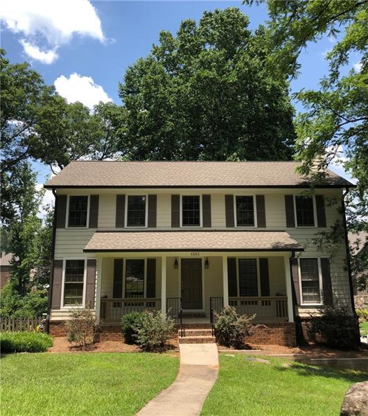 1551 Old Mill Crossing, Marietta, GA 30062 (MLS #6029633) :: The Cowan Connection Team
