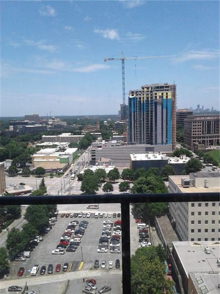 1280 W Peachtree Street NW #2314, Atlanta, GA 30309 (MLS #6029973) :: The Justin Landis Group