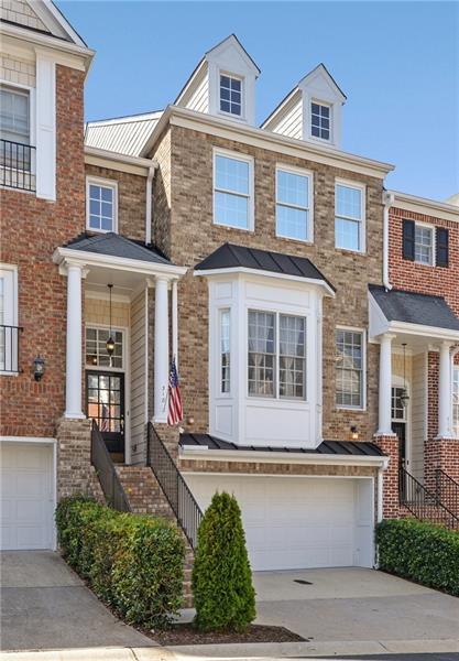 318 Creekbank Way SE, Smyrna, GA 30082 (MLS #6031065) :: Carr Real Estate Experts