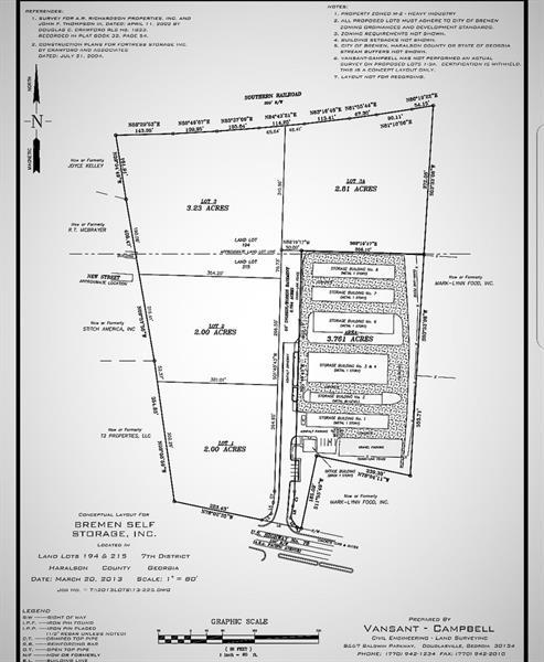 1050 Pacific Avenue Lot 1 Avenue, Bremen, GA 30110 (MLS #6031397) :: North Atlanta Home Team