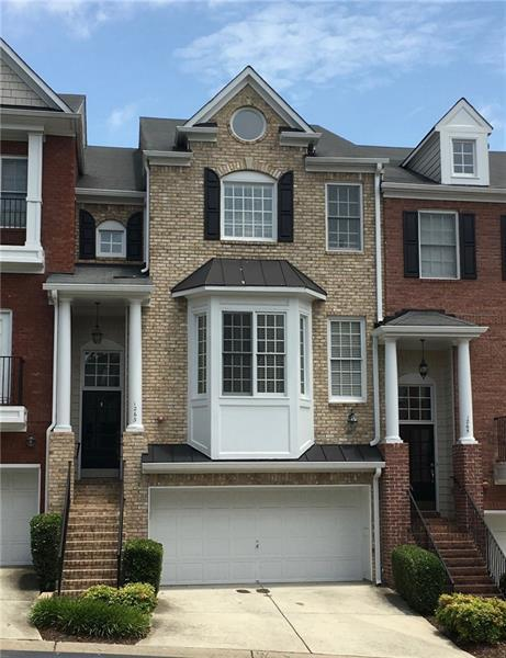 1263 Creekside Place SE, Smyrna, GA 30082 (MLS #6031517) :: Carr Real Estate Experts