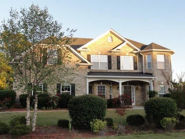 2421 Mercer Walk, Conyers, GA 30094 (MLS #6031562) :: Carr Real Estate Experts