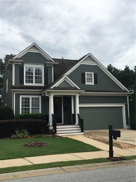 117 Market Lane, Canton, GA 30114 (MLS #6031609) :: Kennesaw Life Real Estate