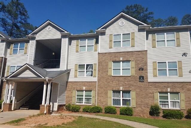 7301 Fairington Village Drive, Lithonia, GA 30038 (MLS #6033244) :: The North Georgia Group