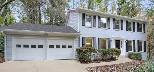 4707 Big Oak Bend, Marietta, GA 30062 (MLS #6033455) :: RCM Brokers