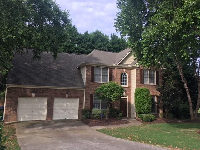 4065 Weatherford Circle, Alpharetta, GA 30009 (MLS #6033685) :: RE/MAX Paramount Properties