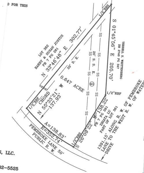 19 Pembroke Lane, Cartersville, GA 30120 (MLS #6035029) :: RE/MAX Paramount Properties