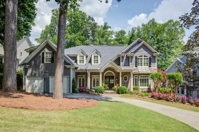 3915 Sheldon Drive, Atlanta, GA 30342 (MLS #6035109) :: The Hinsons - Mike Hinson & Harriet Hinson