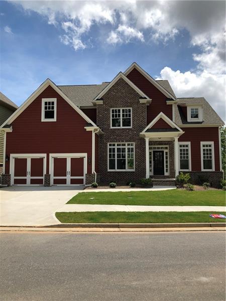 3923 Suwanee Green Parkway, Suwanee, GA 30024 (MLS #6035522) :: The Hinsons - Mike Hinson & Harriet Hinson