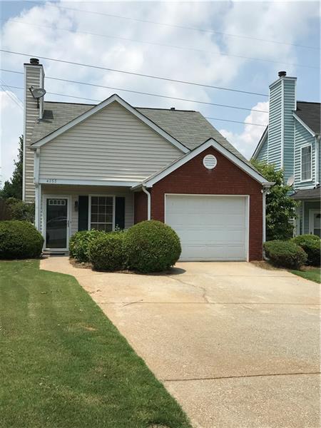 4253 Tenneyson Lane, Austell, GA 30106 (MLS #6035574) :: RE/MAX Paramount Properties