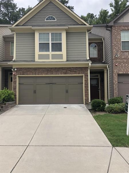 2234 Knoxhill View, Smyrna, GA 30082 (MLS #6035982) :: RE/MAX Paramount Properties