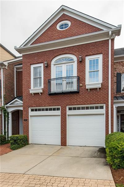 2305 English Ivy Court #23, Atlanta, GA 30339 (MLS #6036695) :: RE/MAX Paramount Properties