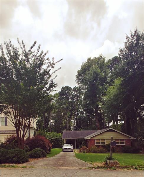 1635 Richwood Drive NE, Brookhaven, GA 30319 (MLS #6036900) :: RE/MAX Paramount Properties