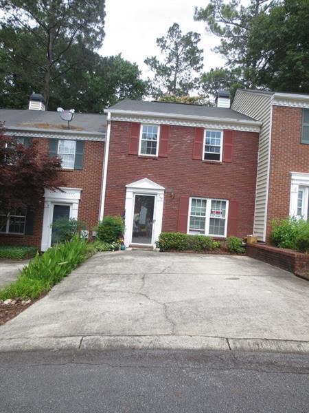 708 Anderson Walk #708, Marietta, GA 30062 (MLS #6038164) :: RE/MAX Paramount Properties