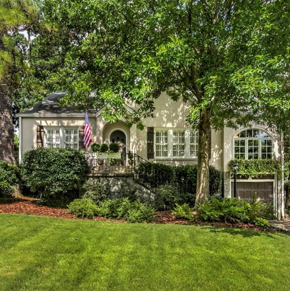 564 E Wesley Road NE, Atlanta, GA 30305 (MLS #6038658) :: RE/MAX Paramount Properties