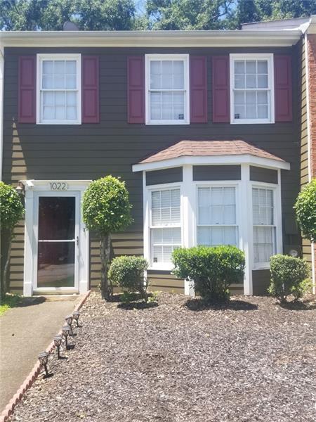 1022 Windy Oaks Court SE, Smyrna, GA 30080 (MLS #6040153) :: North Atlanta Home Team