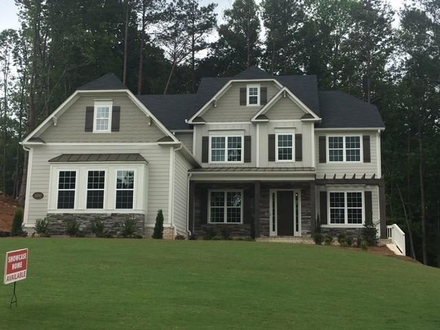 10080 Peaks Parkway, Milton, GA 30004 (MLS #6040240) :: North Atlanta Home Team