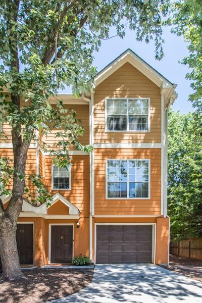 1124 Dekalb Avenue #18, Atlanta, GA 30307 (MLS #6040540) :: North Atlanta Home Team