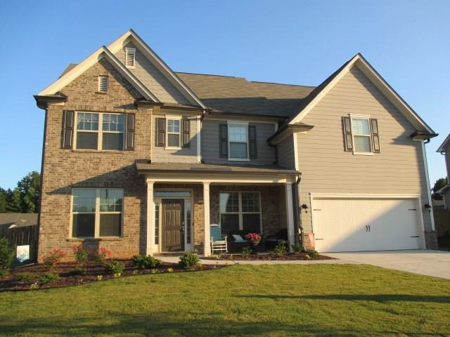 3006 Creekshire Court, Canton, GA 30115 (MLS #6040567) :: RE/MAX Paramount Properties