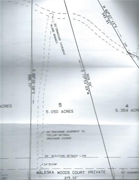 Lot 5 Waleska Woods Court, Waleska, GA 30183 (MLS #6040756) :: Path & Post Real Estate