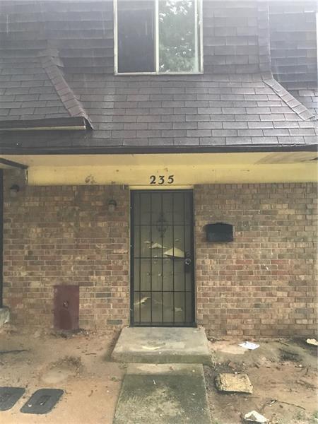 235 Peyton Place SW, Atlanta, GA 30311 (MLS #6041199) :: RE/MAX Paramount Properties