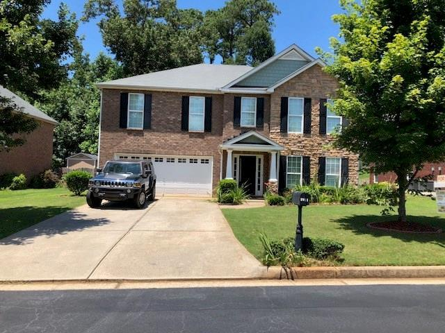 5514 Mossy View Drive, Douglasville, GA 30135 (MLS #6041260) :: Kennesaw Life Real Estate