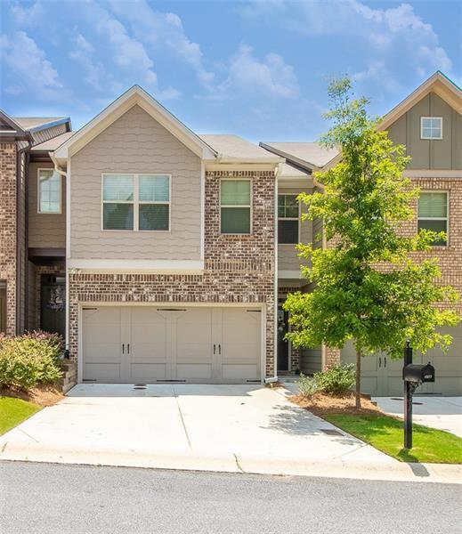 4977 Whiteoak Walk SE #19, Smyrna, GA 30080 (MLS #6041322) :: North Atlanta Home Team