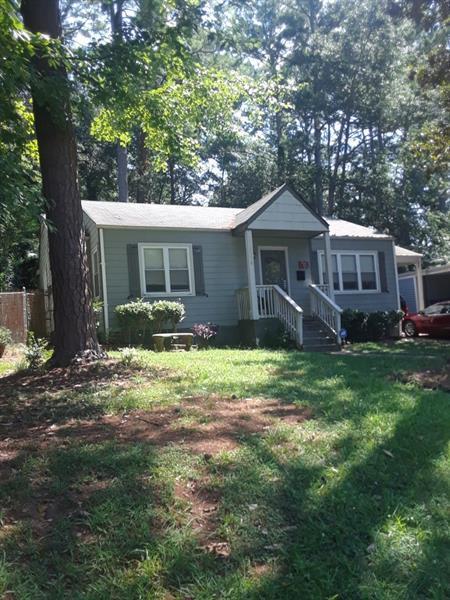 1776 Brewer Boulevard SW, Atlanta, GA 30310 (MLS #6041584) :: RE/MAX Paramount Properties