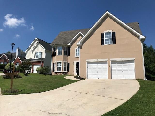 1085 Old Greystone Drive, Lithonia, GA 30058 (MLS #6041919) :: RE/MAX Paramount Properties