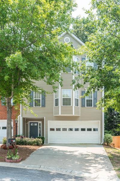 1526 Gathering Place #1526, Cumming, GA 30040 (MLS #6042341) :: North Atlanta Home Team