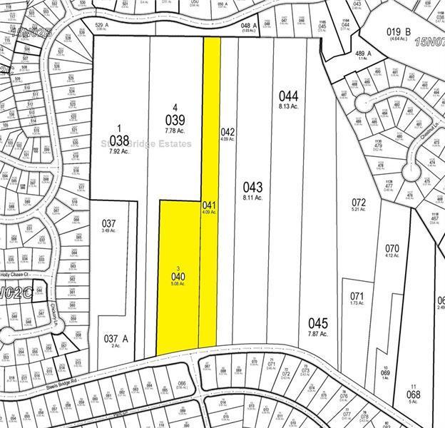 0 Steels Bridge Road, Canton, GA 30114 (MLS #6042939) :: Path & Post Real Estate
