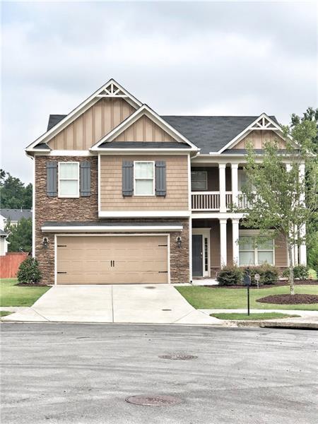 4274 Creek Crest Trail, Powder Springs, GA 30127 (MLS #6043113) :: North Atlanta Home Team