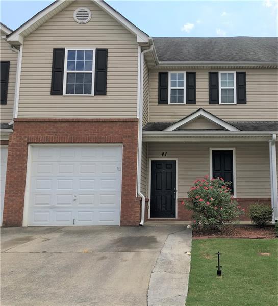 41 Eagle Glen Drive NE, Cartersville, GA 30121 (MLS #6043529) :: RE/MAX Paramount Properties