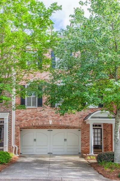 4605 Village Green Drive, Roswell, GA 30075 (MLS #6043947) :: The Cowan Connection Team