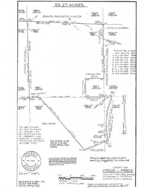 00 Nix Road, Dawsonville, GA 30534 (MLS #6044078) :: Iconic Living Real Estate Professionals