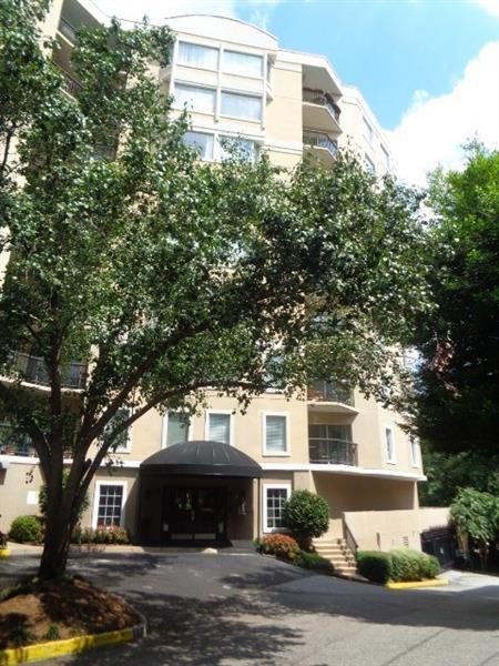 1 Biscayne Drive NW #603, Atlanta, GA 30309 (MLS #6044772) :: RCM Brokers