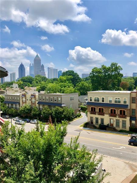 390 17th Street NW #5006, Atlanta, GA 30363 (MLS #6044786) :: The Justin Landis Group