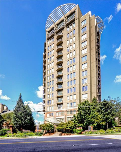 2626 Peachtree Road NW #205, Atlanta, GA 30305 (MLS #6044974) :: RCM Brokers