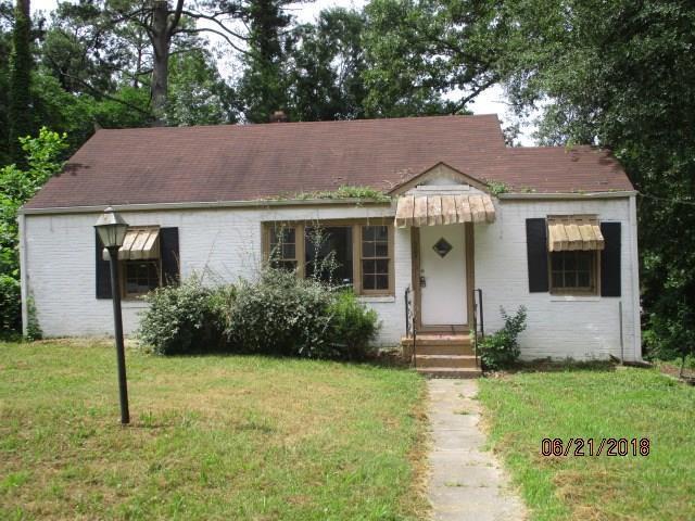 2050 Arlington Circle NW, Atlanta, GA 30318 (MLS #6045429) :: Charlie Ballard Real Estate